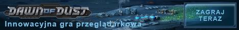 Banner gry DawnOfDust.com